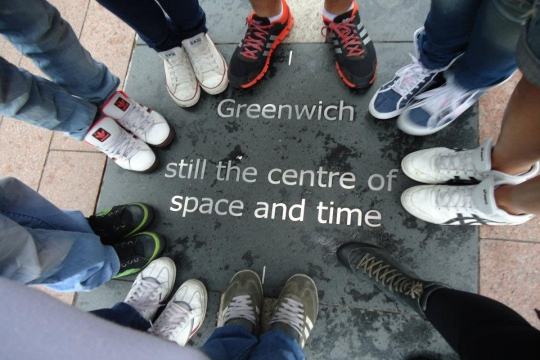 Greenwich, still the centre of space and time